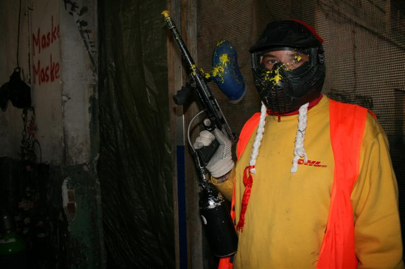 Paintball 30.10.2011